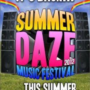 DJ Marc Russell - DnB SUBSCENE SUMMER 2012