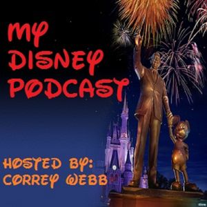 Episode 34 – My First Solo Trip to Disneyland