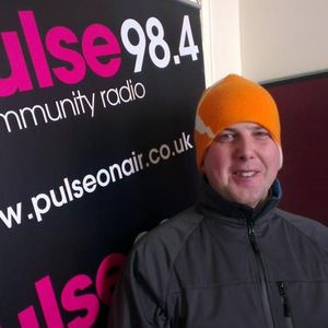 Pulse 98.4 - Pulse Party - 31 March 2012 - Martin Provan