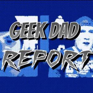 Geek Dad Report, Episode 49 – Indiana Jones Returns!!  Plus Daredevil, X-Men, and New Trailers.
