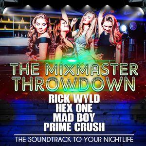 WILD 104.3 FM MixMaster ThrowDown 9/02/17