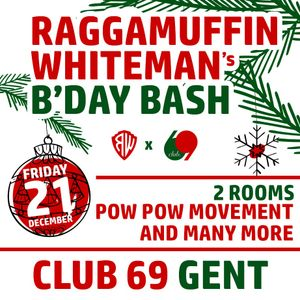 DJ Raggamuffin Whiteman - Big Up Radio Mix (May 2007)