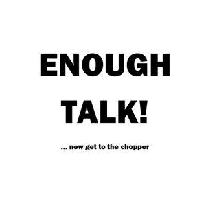 Enough Talk! #017 – Serielle Seltsamkeit im geliehenen Stream