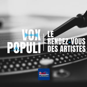 Interview de l'artiste Luz - Emission Vox Populi du 05.07.21 ® Radio RENCONTRE 93.3 FM DUNKERQUE