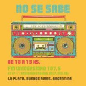 No Se Sabe/ Programa Completo Martes 22/03/16 Radio Universidad FM 107.5