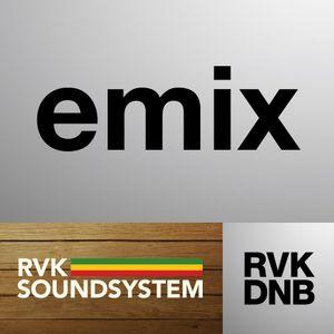 emix#031: RVK DNB Vol. 5