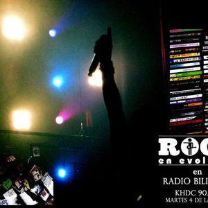 Rock En Evolucion 5-10-11 - 1ra hora