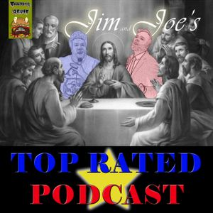 "EPISODE THUNDER ONE: ""A talking Birdman podcast is a pretty good angle."" - Jim and Joe's Top Rated P"