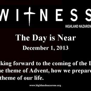 Highlnd Nazarene - The Day Is Near