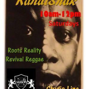 Little Roy reasoning ft Patrick Entebbe on the KandiShak September 2016