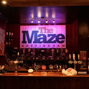 The Maze January 18th-24th 2013