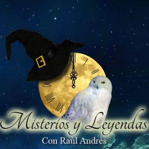 02x36 MISTERIOS Y LEYENDAS® ENIGMAS DEL ESPACIO CON JOSE RAFAEL GOMEZ * EL DIARIO DE UNA BRUJA*