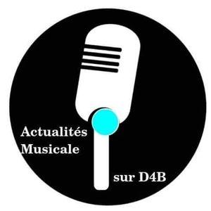 Les vacances - Actualités Musicale - D4B - juillet 2016
