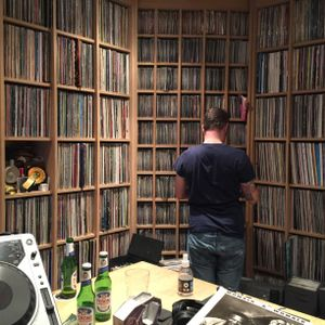 A-Z of Crate Digging :: Andrew Weatherall special