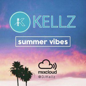 DJ Kellz - April Mixtape