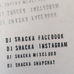 Dj Shacka 60mins Bashment Mix 2012