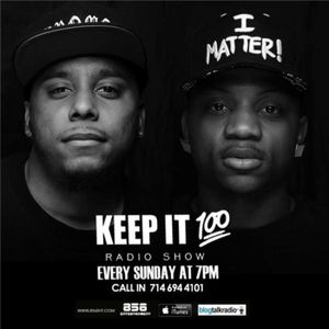 Keep it 100 Radio Show 7.3