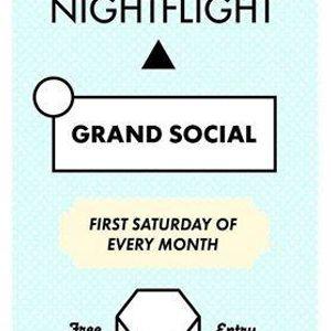 ▲ NIGHTFLIGHT 001: Diamond Dagger & Pablo