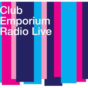 Club Emporuim 28.04.16 RadioBlackfrog