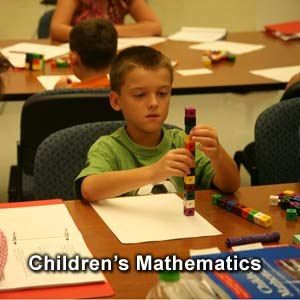 Children's Mathematics Session 3
