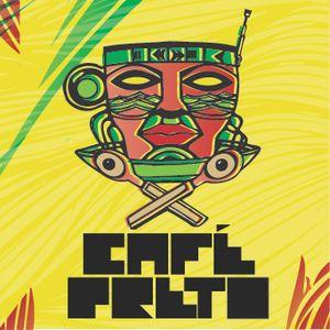 Café Preto na Rádio Web Nassau - 29.06.2012