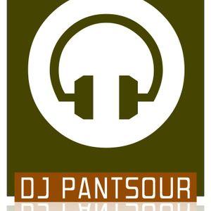 DJ PANTSOUR - THE GREEK NIGHTS (2008)