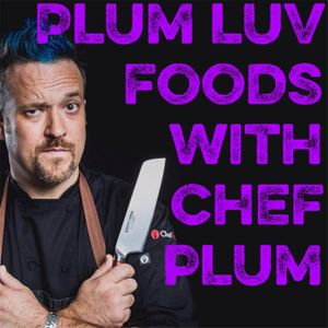Plum Luv Foods Season 4 episode 14 Scott and Mike from Ergo Chef Knives