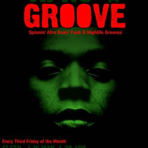 DJ Manello(funkikora) present the Afro Groove october session 2011