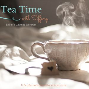 Tea Time with Tiffany #106 - Battling nerves & exciting book club plans...