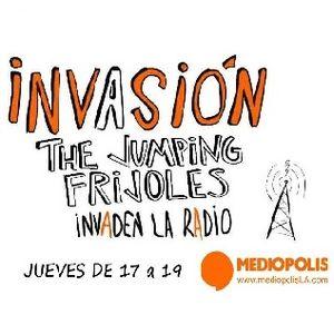 INVASIÓN THE JUMPING FRIJOLES Invaden La Radio | Programa 002 | 07-09-2017