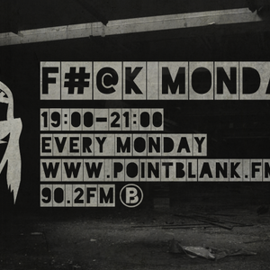 Dave Hub & F#@K Monday's chat with Chris Liberator ! on Pointblank.fm