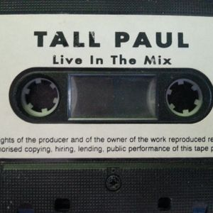 Tall Paul - Live in the mix - Side a