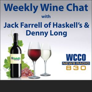 8-06-16 - WCCO's Weekly Wine Chat with Jack Farrell Haskell's