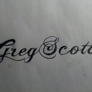 GregScott because of you