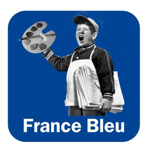 Tapis rouge France Bleu Azur