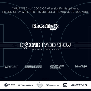 B-SONIC RADIO SHOW #296 - German Dance50 Yearmix Chartshow 2018 (Hours 5 and 6)
