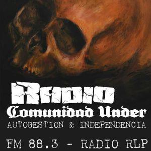 #16 Radio Comunidad Under - 09/10/17
