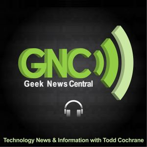 GNC #1202 Facebook Tentacles - Geek News Central Audio
