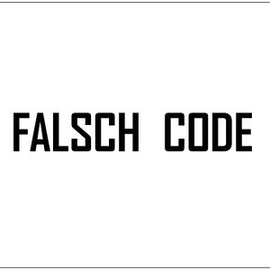 Falsch Code @ Technocracy Mix