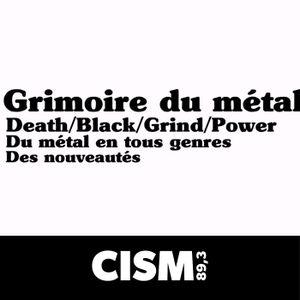 Le grimoire du métal : 01/18/2017 21:00