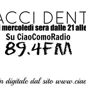 STACCI DENTRO 29/01/2014 - CHIODO SCACCIA SCHIACCIA CHIODO
