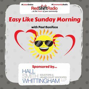 23/08/15 Easy Like Sunday Morning on RedShift Radio
