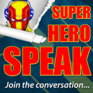 #204: I Call It Mr. Blue Sky - Super Hero Speak
