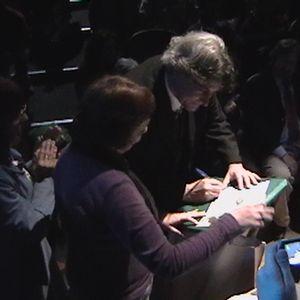 Oradora: Ana Amoros - Plataforma DDHH Acto en El Galpon - 2006