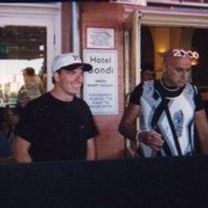 NYE Bondi beach 1999-2000 Carl Cox n Eric Powell Part 2
