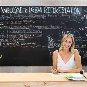 Dori talks sustainable design with Emily