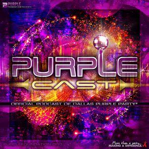 PurpleCast Ep. 37 – DJ Alyson Calagna (Live)