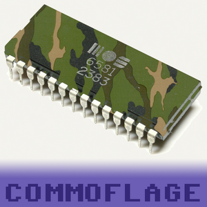 Commoflage 62