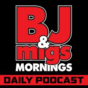 BJ & Migs Podcast 6-6-17 9am Beat Migs, Listeners On the Loose