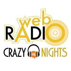 Crazy Nights Radio -  SUMMER  LATIN HITS -  8  AGOSTO 2016 - BY PINO GIVOE